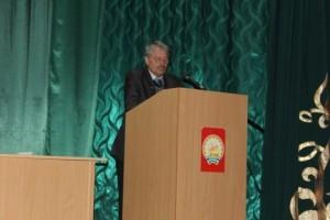 Выступление главы Ихсанова В.Ф.
