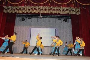танец Тверские гуляния