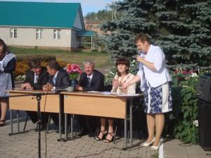 Директор школы Абдиева Р.Ф.