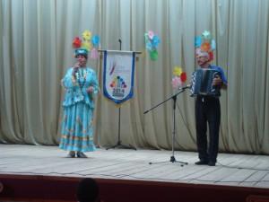 Хамадиярова Резеда и Мухаметдинов Зульфат