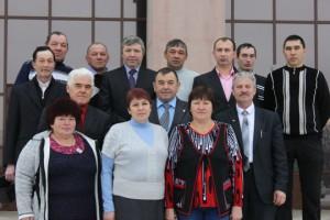 Передовики СПК колхоз имени Ленина