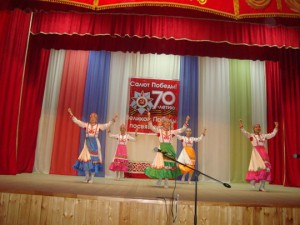 Чувашский танец